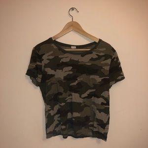 Garage Short Sleeve Shirt Size: M